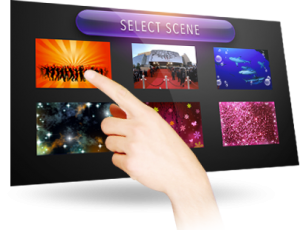 Select your Green Screen photo booth background from many options