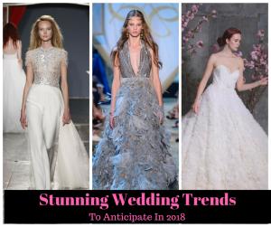 Stunning Wedding Trends