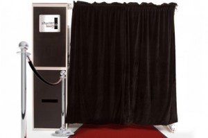 ShutterBooth with red carpet service