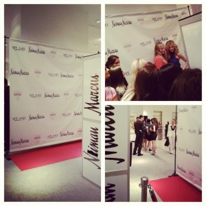 Neiman Marcus Step & Repeat