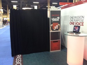ShutterBooth Front ShutterSkinz - Tradeshow