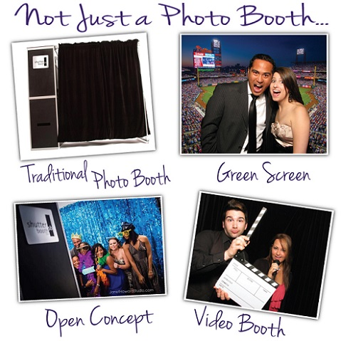 columbia photo booth