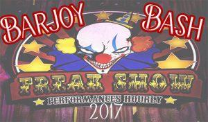 barjoy bash 2017