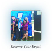 reserve your event