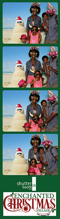 Enchanted Christmas with ShutterBooth