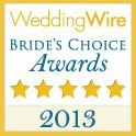 2013 Bride's Choice Badge