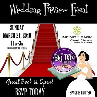 Wedding Preview Event