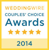 WeddingWire Rated recognizes wedding professionals across the U.S. and abroad for their commitment to providing quality service, and is an opportunity to showcase great reviews and  a strong overall WeddingWire rating from previous clients.