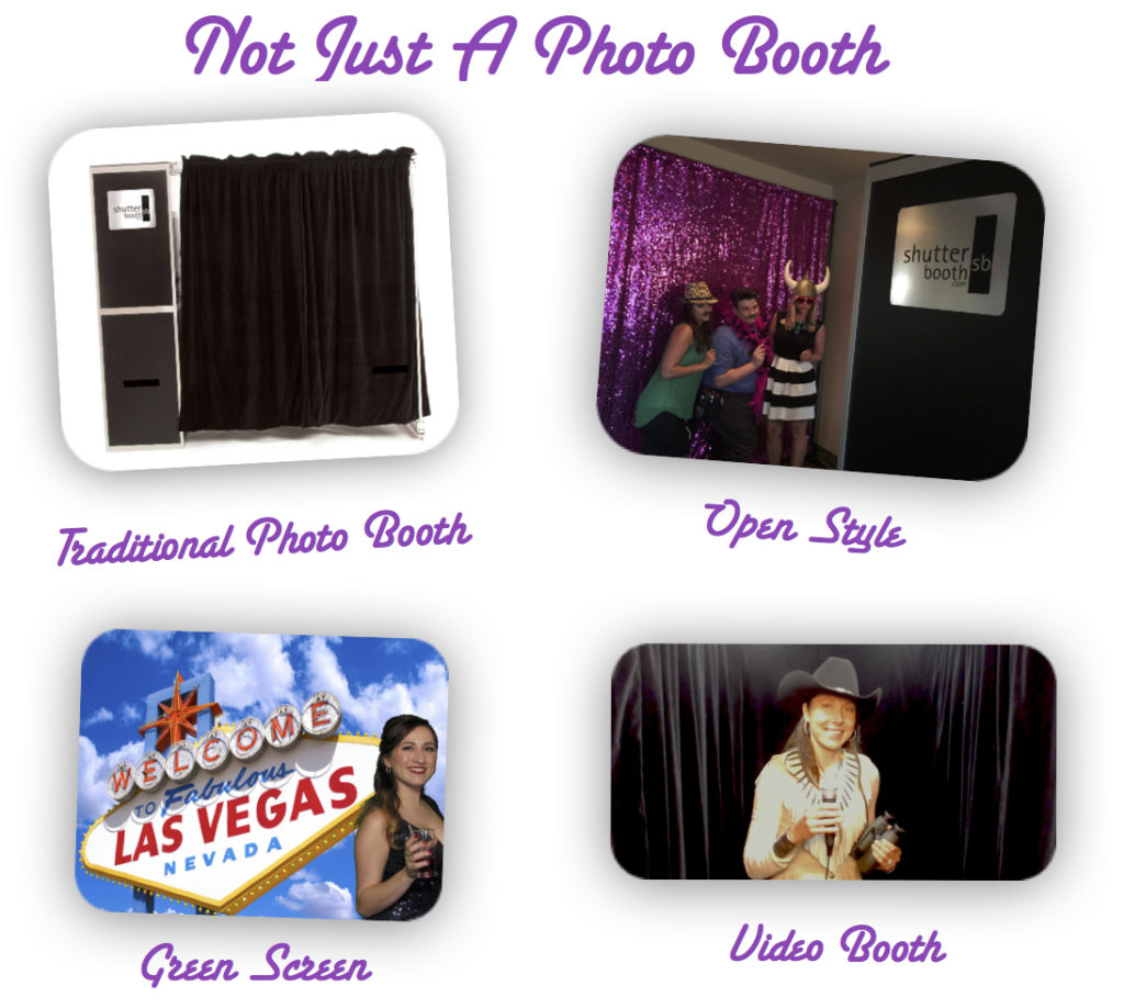 ShutterBooth website 2