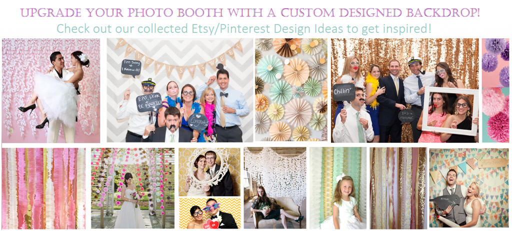 Custom Backdrop Design Ideas
