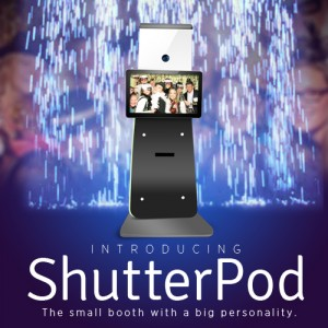 ShutterPod2 Photo Booth Milwaukee