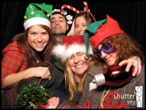 Photo Booth ShutterBooth Holiday Party