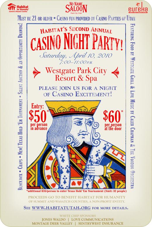 Habitat casino fundraiser york bonus.com casino casino games.e link
