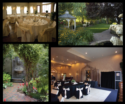 Built In 1989 The Castle Has Developed Into Premier Utah Wedding Reception Center With Beautiful Expansions Indoor Waterfalls And Lush Gardens