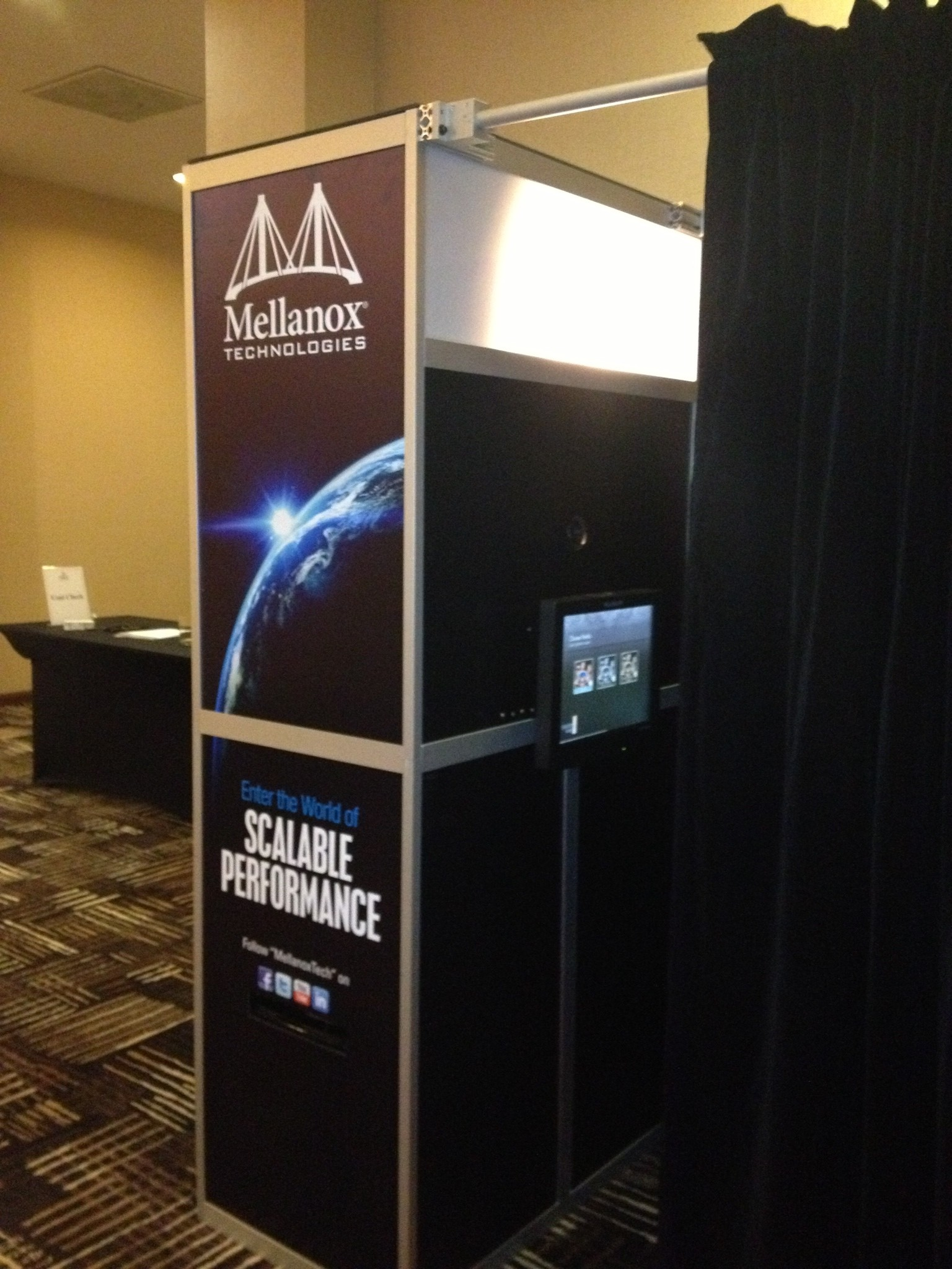 A Red Carpet Evening With Mellanox Shutterbooth Photo