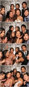Bride Fun in Photobooth