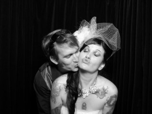 Oceanside Orange County Photo Booth Rental Wedding SoCal ShutterBooth