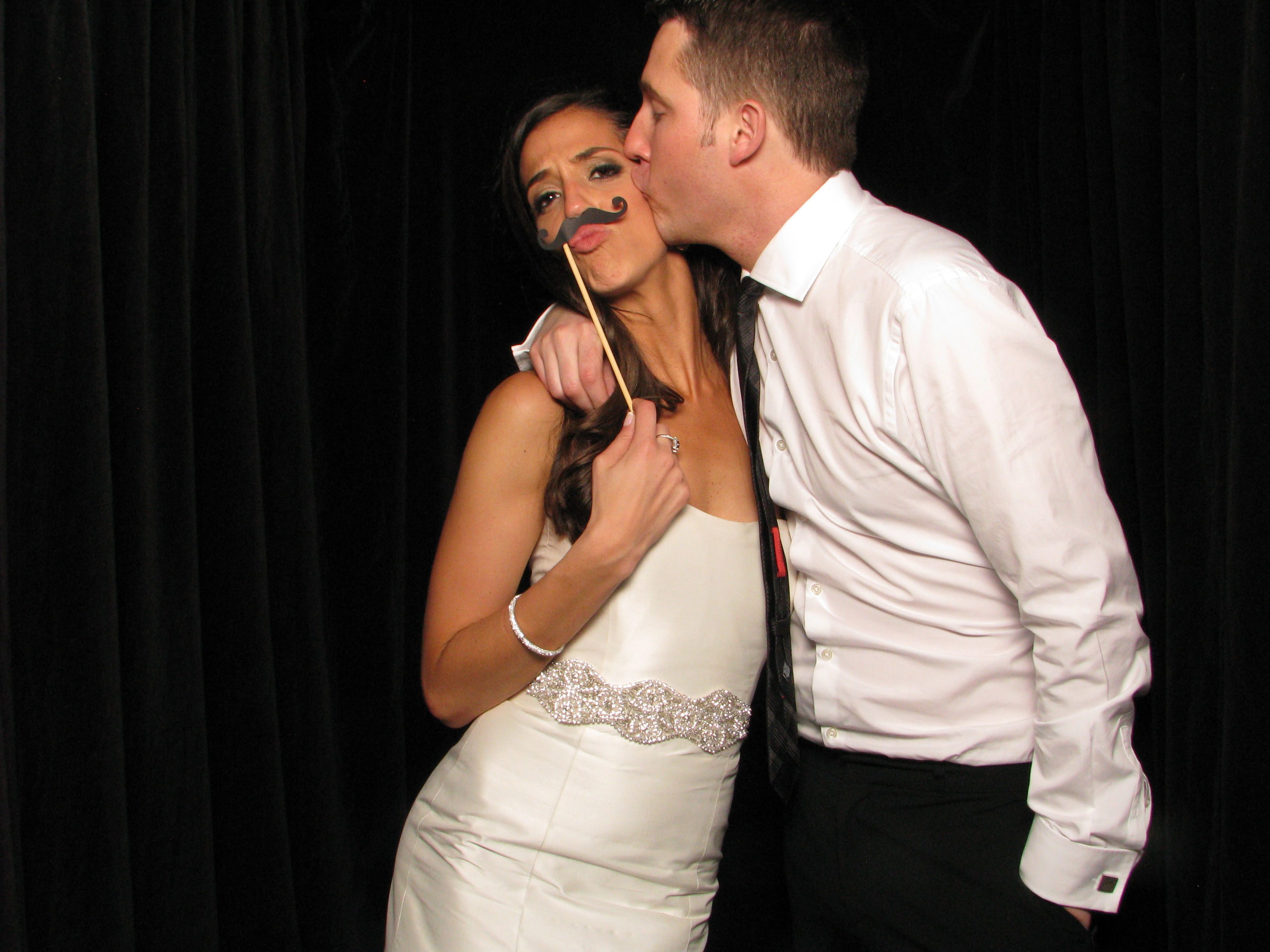 Marissa And Brian Shutterbooth Photo Booth Rental Toledo