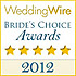 Wedding Wire 2012 Bride's Choice