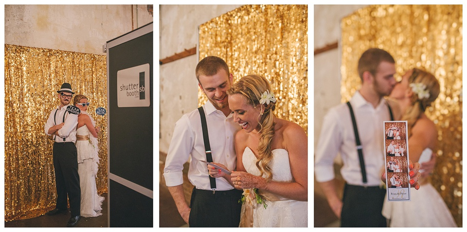 Open Air Photo Booth Rental Milwaukee Backdrops Sequins