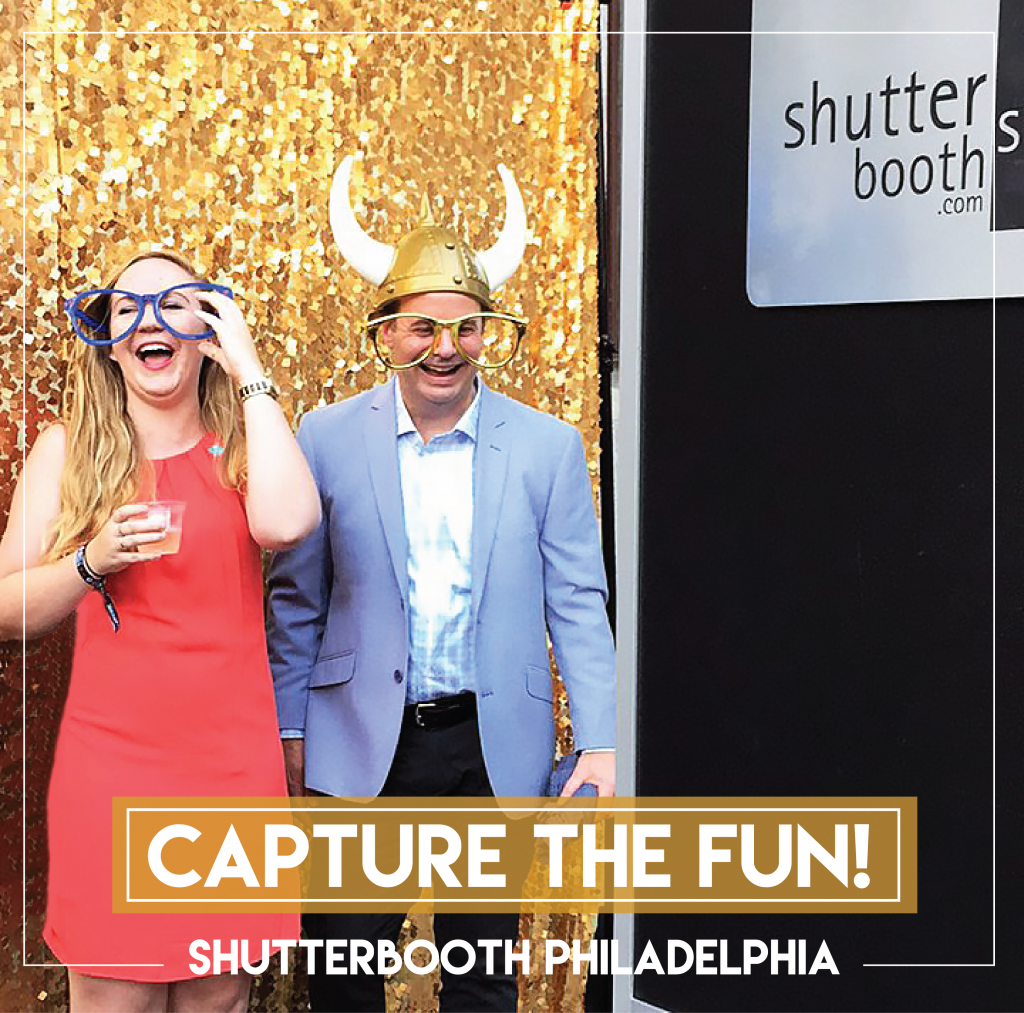 Capture the FUN ShutterBooth Philadelphia Photo Booth Rental
