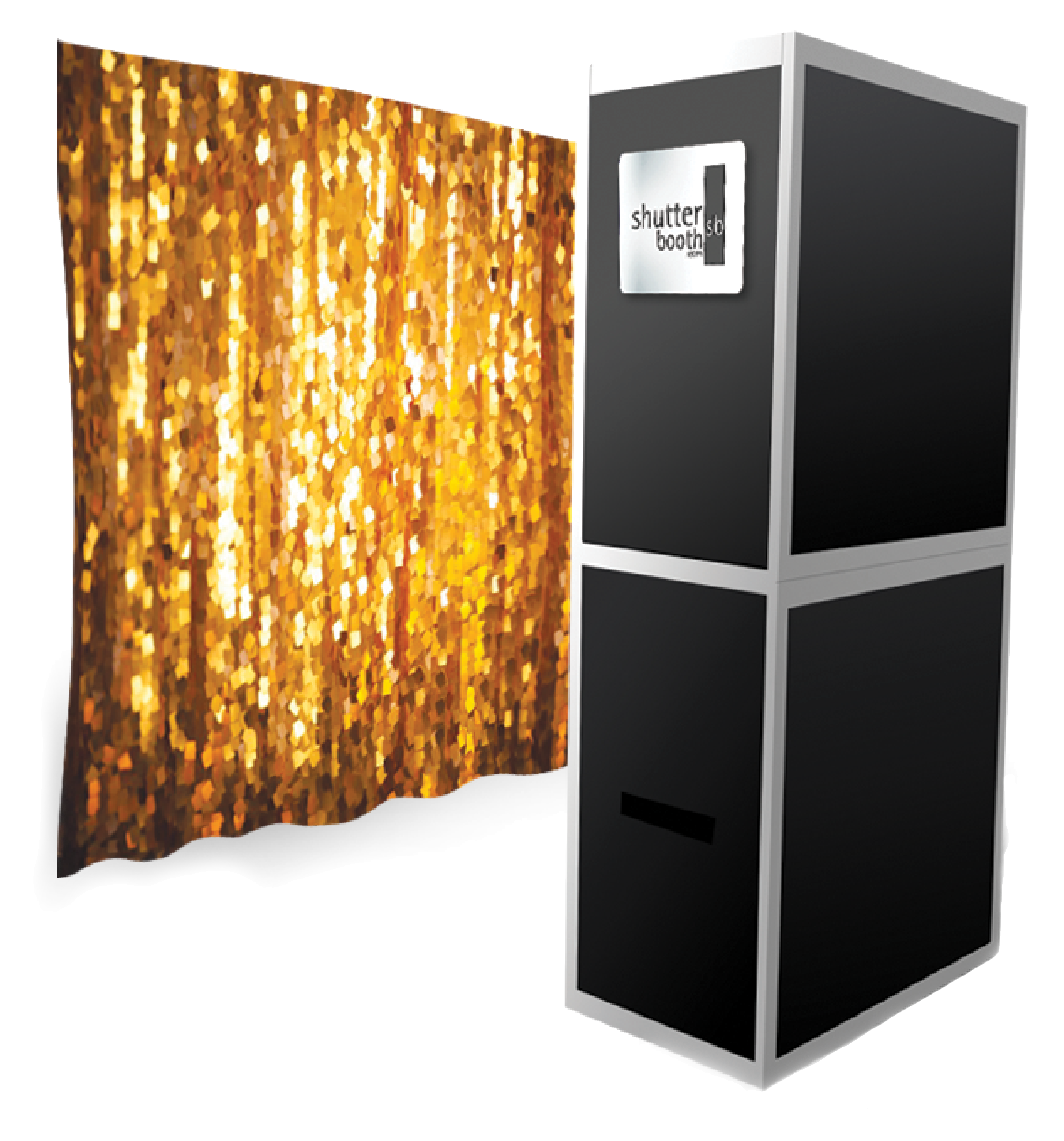 ShutterBooth Open Kiosk Stand Alone Marketing