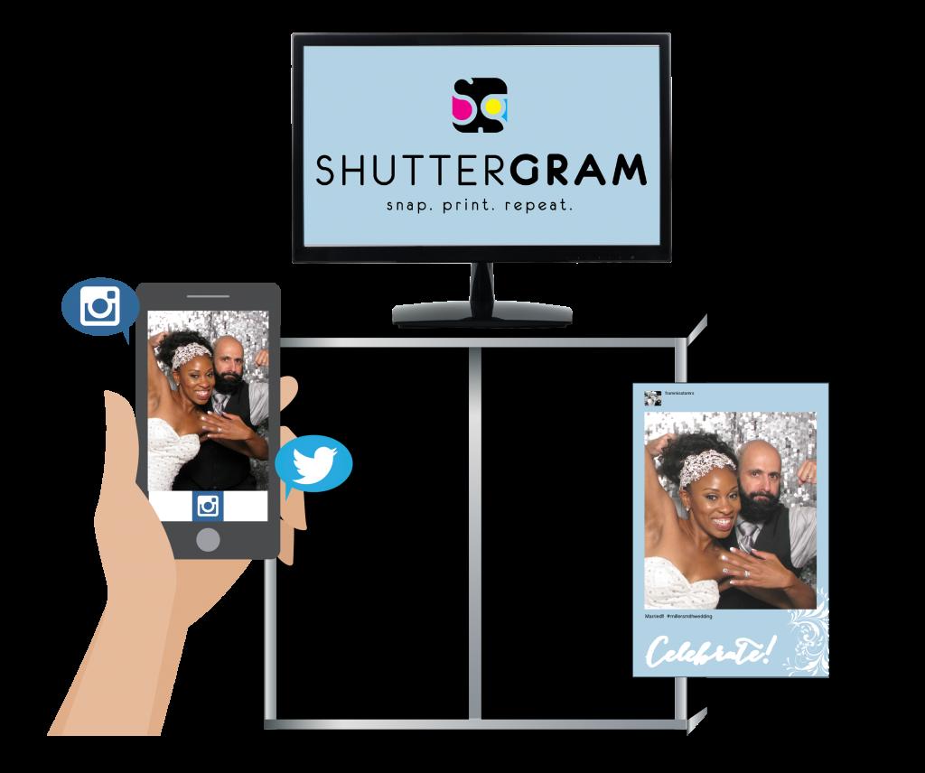 ShutterGram Kiosk ShutterBooth Philadelphia