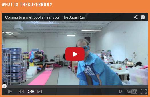 SuperRun Philadelphia Video