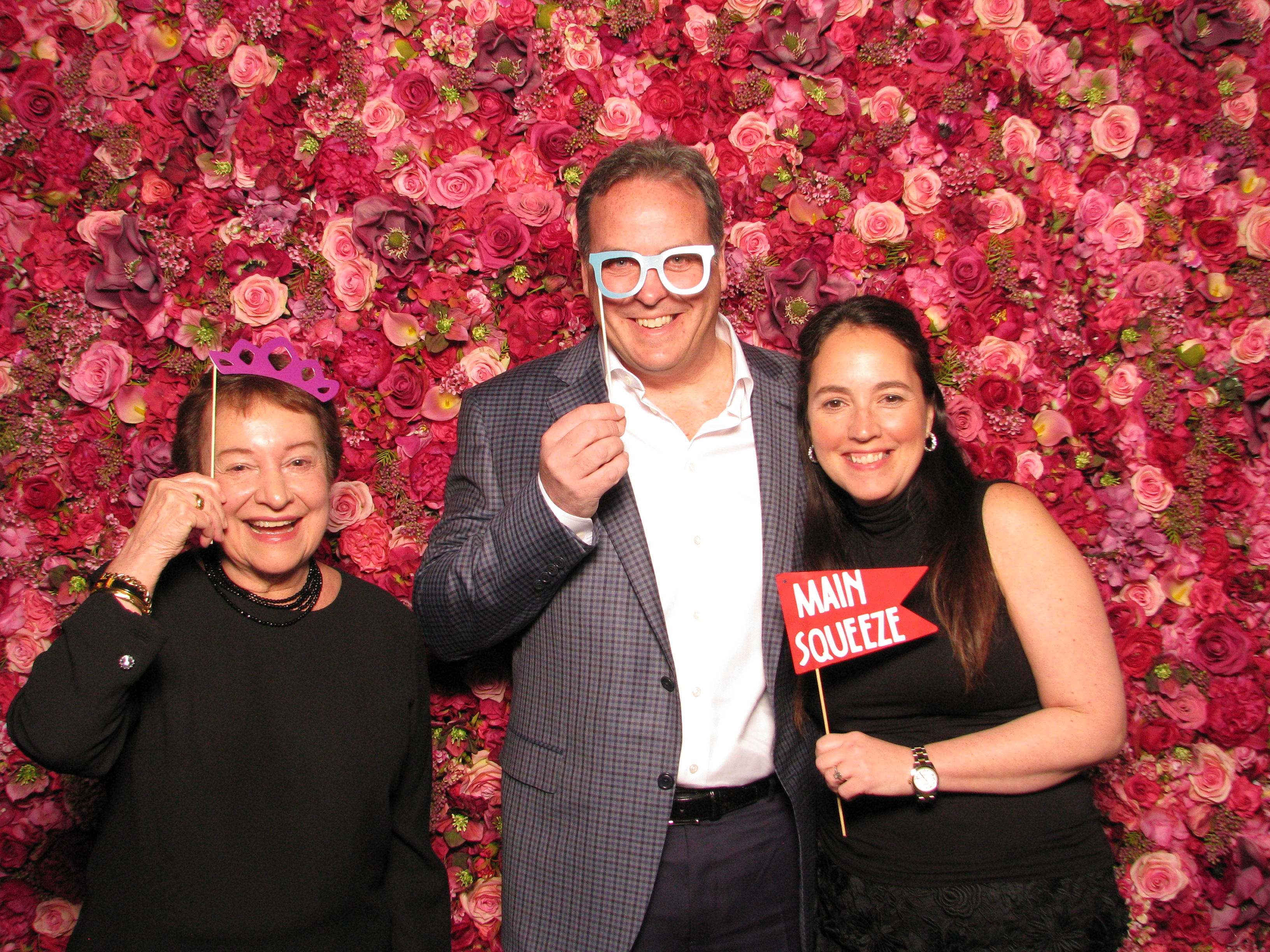 ShutterBooth Philadelphia Fred's Footsteps Urban Outfitters Navy Yard Philadelphia Nicol Floral Design Floral Backdrop 2