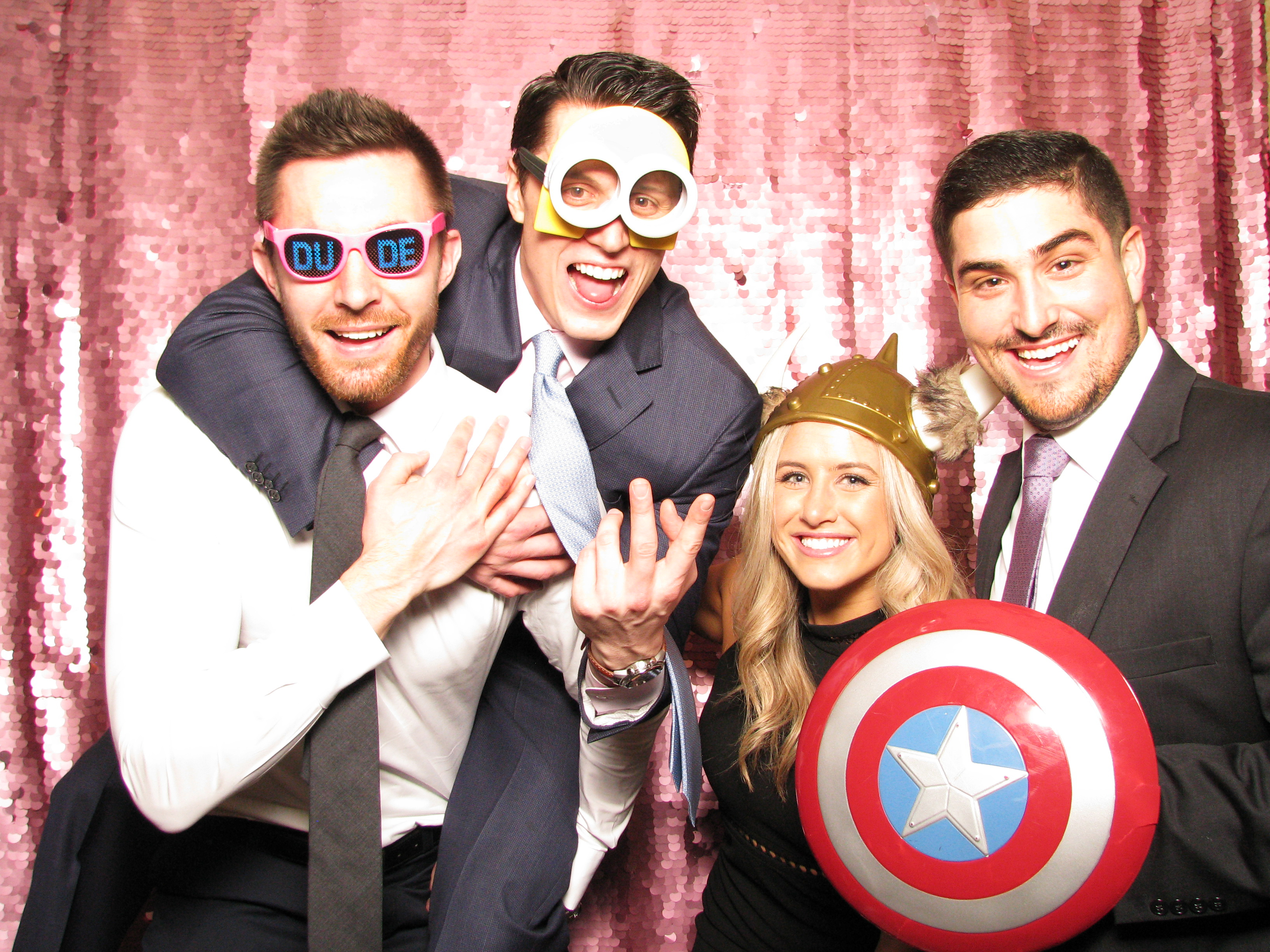 ShutterBooth Philadelphia Donors Are Heroes THE Party 2017 Hyatt Bellevue